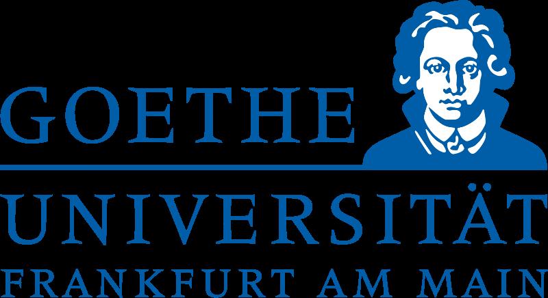Goethe University Sjoerd van Wijk